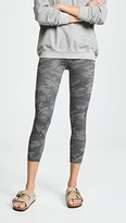 Spanx Cropped Look At Me Now Seamless Leggings