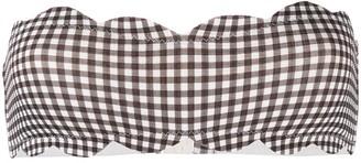 Marysia Swim Strapless Bikini Top