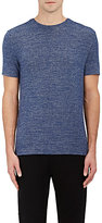 Barneys New York MEN'S MÉLANGE COTTON-BLEND T-SHIRT