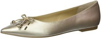 Adrienne Vittadini Footwear Women's Fitzi Ballet Flat