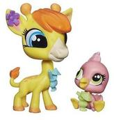 Littlest Pet Shop Pet Pawsabilities Pierre De Long & Siesta Perez
