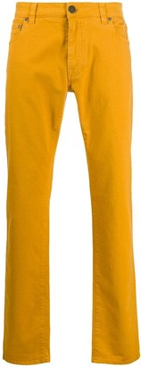 Etro Straight-Leg Denim Jeans
