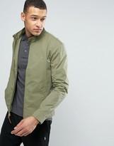 Polo Ralph Lauren Cotton Harrington Jacket In Olive