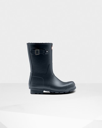 Hunter Men's Original Short Insulated Wellington Boots