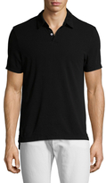 James Perse Pique Polo Shirt