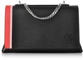 Emilio Pucci Black Leather Shoulder Bag