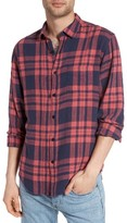 Rails Men's Connor Linen & Rayon Shirt