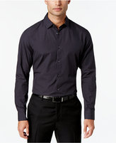 Alfani Slim-Fit Arem Stretch Check Shirt, Created for Macy's