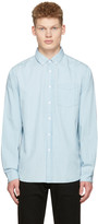 Saturdays Nyc Indigo Denim Crosby Shirt