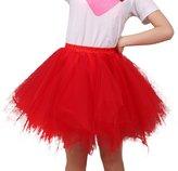 FEOYA Women Tutu Skirt Party Tulle Dress Pleated Gauze Mini Skirt