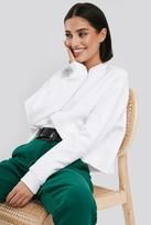 NA-KD Raw Edge Sweater