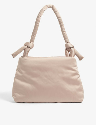 Kassl Editions Lady satin shoulder bag