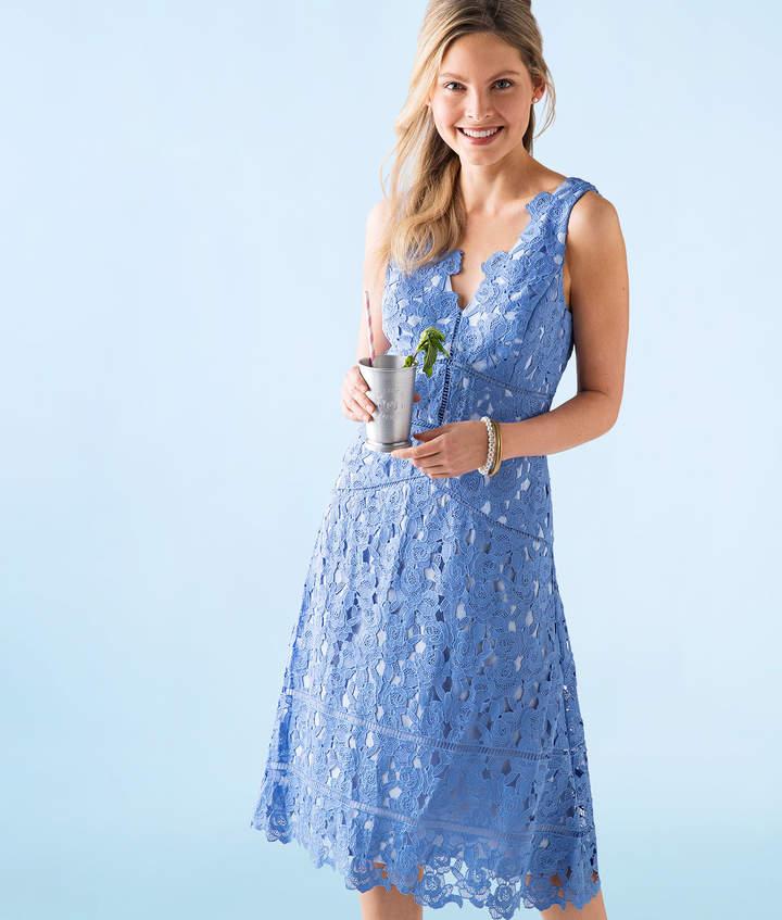 Vineyard Vines Lace Dress