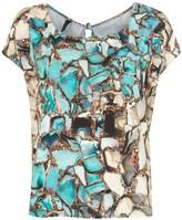 Thumbnail for your product : Lygia & Nanny Simi gemstone-print T-shirt