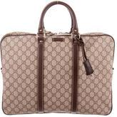 Gucci GG Plus Briefcase