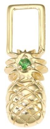 Robinson Pelham EarWish 14K Yellow Gold & Tsavorite Pineapple Single Earring Charm