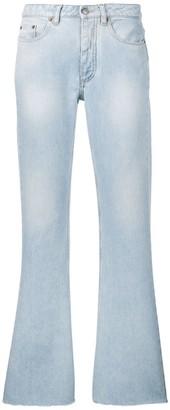 MM6 MAISON MARGIELA Denim Bootcut Jeans
