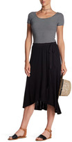 Bobeau Ballet Wrap Skirt