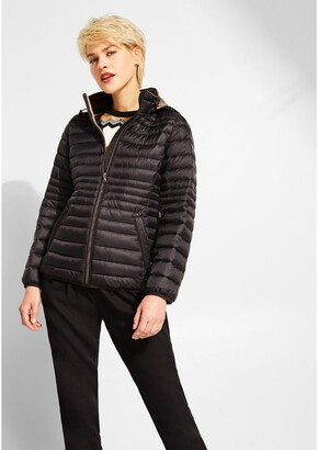Esprit Lightweight Padded Jacket with Detachable Hood and Pockets