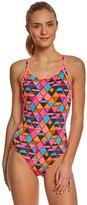 Funkita Women's Super Supreme Diamond Back One Piece Swimsuit 8148398
