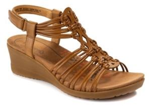 Bare Traps Baretraps Taren Wedge Sandals Women's Shoes