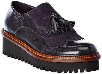 Cordani Allyne Leather & Suede Loafer