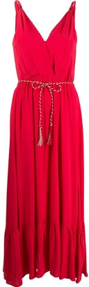 Forte Forte Tassel Belt Dress