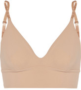 Commando Henna Stretch Soft-cup Bra - Neutral