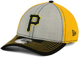New Era Pittsburgh Pirates Heathered Neo 39THIRTY Cap