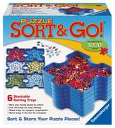 Ravensburger Puzzle Sort & Go! 2000pc