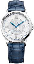 Baume & Mercier Men's Swiss Automatic Classima Blue Leather Strap Watch 40mm M0A10272