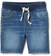 Gap Stretch pull-on shorts