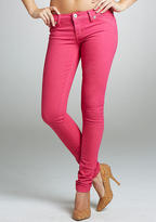 Alloy Royal Blue Colored Jegging - Pink