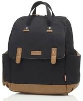 Babymel Infant Robyn Convertible Diaper Backpack - Black