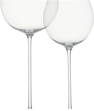 Crate & Barrel Camille Wine Glasses