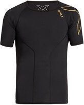 2XU Elite Compression short-sleeved performance top