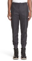 Moncler Men's Wool Cargo Pants