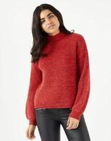 Fashion Union Ladies Bloom Sleeve Jumper