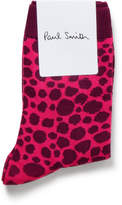 Paul Smith Cassie Leopard Sock