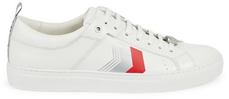 HUGO BOSS Futurism Leather Sneakers