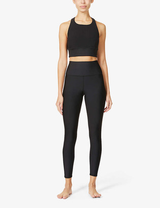 Alo Yoga 7/8 Airlift high-rise stretch-woven leggings