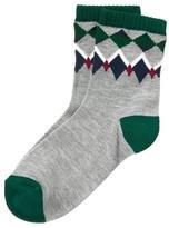 Gymboree Argyle Socks