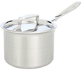 All-Clad d5 Brushed 2 Qt. Sauce Pan With Lid