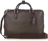 Smythson Burlington Leather Briefcase Bag