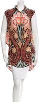 Thakoon Silk Paisley Tunic