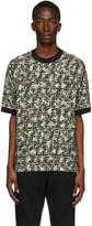 Fendi Green Viscose FF T-Shirt