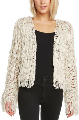Willow & Clay Fringe Sweater