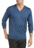 Robert Talbott Pasadera Cashmere & Silk-blend Pullover.