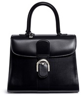 Delvaux 'Brilliant MM' box calf leather bag