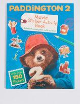 Marks and Spencer PaddingtonTM 2 Movie Sticker Activity Books